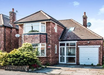 Thumbnail 3 bed detached house to rent in Craddock Road, Sale