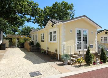 Thumbnail 2 bed mobile/park home for sale in Poppy Court, Poole