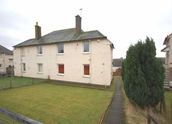 Thumbnail 1 bed flat for sale in Carleith Avenue, Duntocher, Clydebank