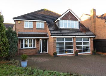 Thumbnail 4 bed detached house for sale in Parsons Walk, Clifton Campville, Tamworth