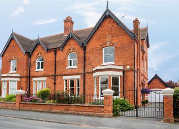 Thumbnail 5 bed semi-detached house for sale in Charnwood Road, Loughborough