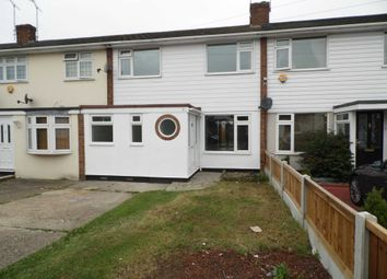 Thumbnail 3 bedroom terraced house to rent in Kennedy Close, Benfleet