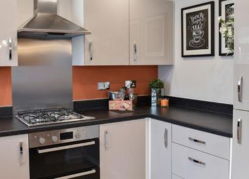 "Thumbnail 3 bed property for sale in ""The Leathley At The Woodlands "" at Newbury Road, Skelmersdale"