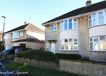 Thumbnail 3 bed semi-detached house for sale in Hansford Square, Combe Down, Bath