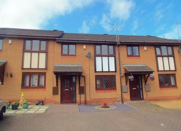 Thumbnail 3 bed terraced house for sale in New Wellington Close, Mill Hill, Blackburn, Lancashire
