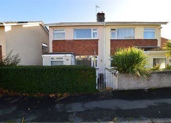 Thumbnail 3 bed semi-detached house to rent in Barton Drive, Bradley Valley, Newton Abbot, Devon.