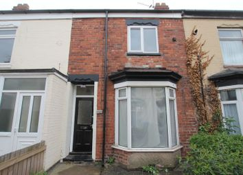 Thumbnail 2 bed terraced house to rent in Severn Villas, Rosmead Street, Hull