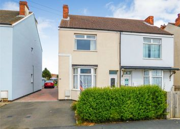 Thumbnail 3 bed semi-detached house for sale in Top Road, South Killingholme, Immingham, Lincolnshire