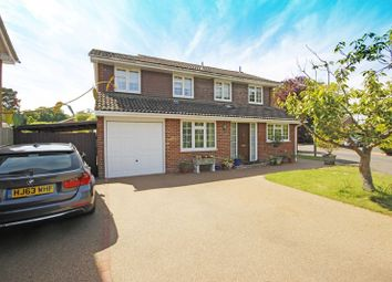 5 bed detached house for sale in Oakenbrow, Sway, Lymington SO41