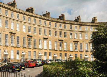 Thumbnail 4 bed maisonette to rent in Cavendish Crescent, Bath