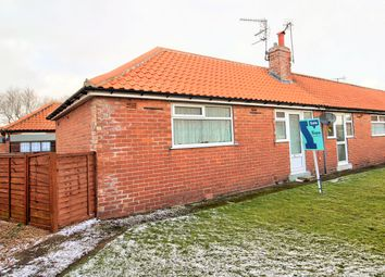 Thumbnail 2 bed bungalow for sale in West Vale, Filey