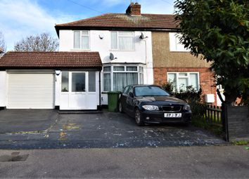 Broadmark Road, Slough SL2. 3 bed semi-detached house for sale