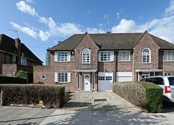 Thumbnail 5 bedroom property for sale in Norrice Lea, Hampstead Garden Suburbs, London