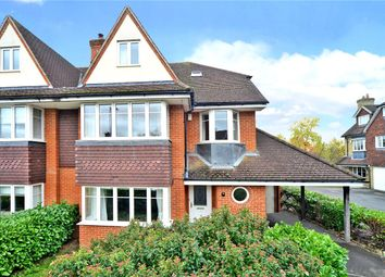 Thumbnail 5 bed semi-detached house to rent in Lower Green Gardens, Worcester Park