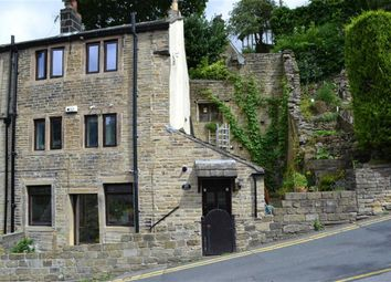 Thumbnail 3 bed end terrace house for sale in Loom Cottage, 27, South Lane, Holmfirth