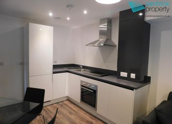 Thumbnail 1 bed flat to rent in Fabrick Square, Lombard Street, Birmingham