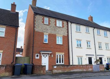 Thumbnail 4 bed end terrace house for sale in Archer's Way, Amesbury, Salisbury