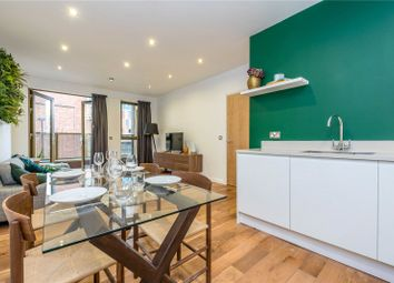 Thumbnail 2 bedroom flat for sale in The Residence Hoxton, London