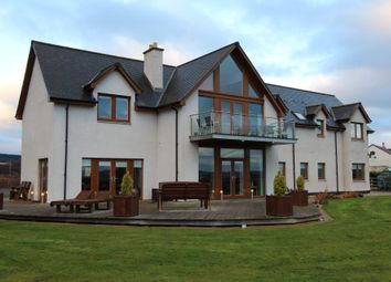 Thumbnail 4 bed detached house for sale in Bunillidh House, Newmore, Invergordon