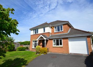 Thumbnail 4 bed detached house for sale in Hippings Way, Clitheroe