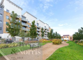 Thumbnail 1 bed flat for sale in New Clocktower Place, Islington, London