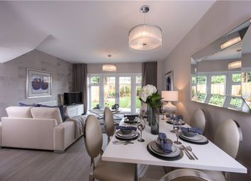 Thumbnail 4 bed semi-detached house for sale in St. James Avenue, Farnham, Surrey