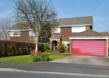 Thumbnail 4 bedroom detached house for sale in Brunel Avenue, Rogerstone, Newport, Gwent.