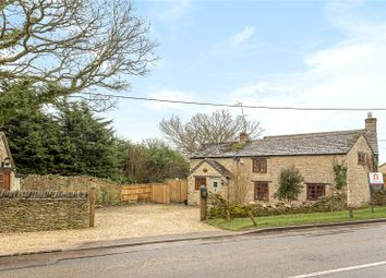 Thumbnail 3 bed detached house for sale in Witney Road, Finstock