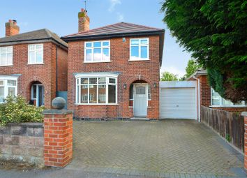 Thumbnail 3 bed detached house for sale in Shaftesbury Avenue, Long Eaton, Nottingham