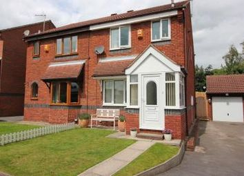 Thumbnail 3 bed semi-detached house for sale in Clarkson Court, Normanton