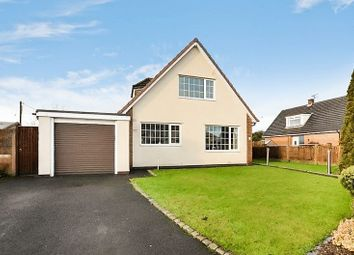 Thumbnail 3 bed detached house for sale in 4 Highgate Close, Preston