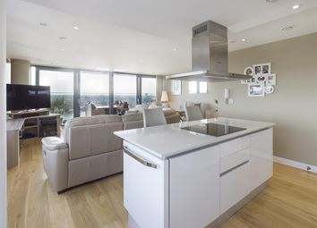 3 bed flat for sale in The Moresby Tower, Ocean Way, Ocean Village, Southampton, Hampshire SO14