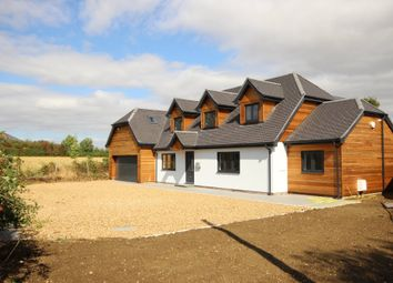 Thumbnail 6 bed detached house for sale in Wilden Road, Renhold, Bedford