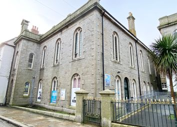 Thumbnail Commercial property for sale in Chapel Street, Penzance