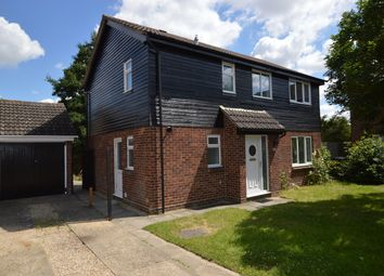 Thumbnail 4 bed detached house for sale in Fastnet Close, Haverhill