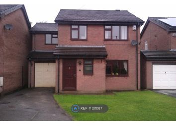Thumbnail 4 bed detached house to rent in Redwood Drive, Manchester