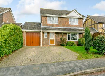Thumbnail 4 bed detached house for sale in Pullman Lane, Godalming