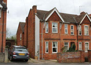 Thumbnail 4 bed semi-detached house for sale in St Michaels Road, Aldershot