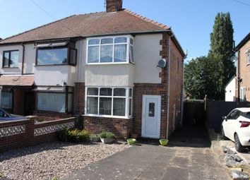 Thumbnail 2 bed semi-detached house for sale in Aylesbury Avenue, Chaddesden, Derby