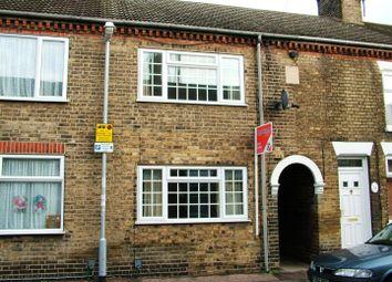 Thumbnail 2 bedroom terraced house to rent in Vergette Street, Eastfield, Peterborough