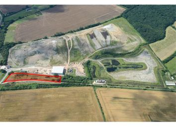 Thumbnail Land for sale in Warboys Landfill Site, Station Road, Puddock Hill, Warboys, Huntington, Cambridgeshire