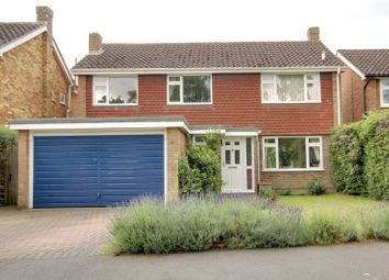 Thumbnail 5 bed detached house for sale in Waverley Drive, Chertsey, Surrey