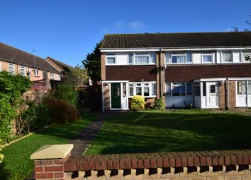 Thumbnail 3 bed end terrace house for sale in Woodrush Way, Chadwell Heath, Romford