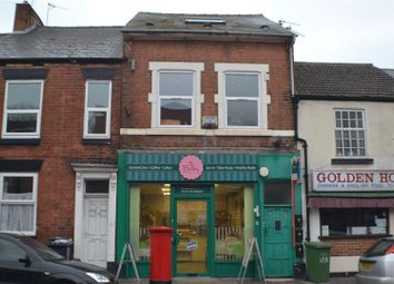 Thumbnail Studio to rent in Ashbourne Road, Derby