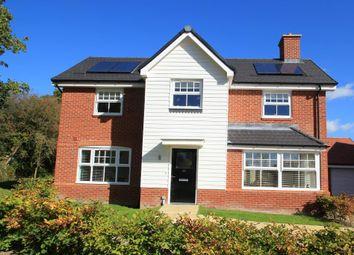 Thumbnail 4 bed detached house for sale in The Bartons, Staplehurst, Kent