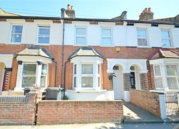 Thumbnail 3 bed terraced house for sale in Grasmere Road, Woodside, Croydon
