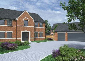 Thumbnail 5 bed detached house for sale in Romangate, Middleton Lane, Middleton St George