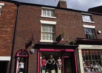 Thumbnail 1 bed flat to rent in Stanley Street, Leek, Leek
