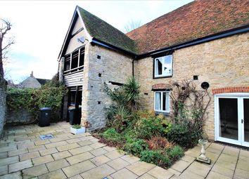 Thumbnail 5 bed terraced house for sale in Middle Tithe Barn, Church End, Felmersham
