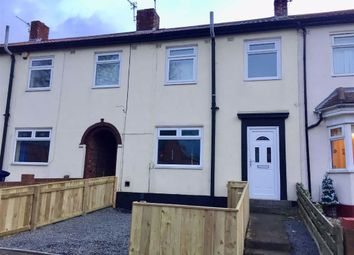Thumbnail 3 bed terraced house for sale in St. Marys Avenue, South Shields